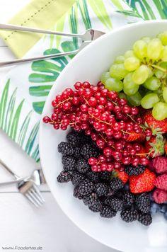 Sommersalate - Leicht, lecker und bunt - http://foodistas.de/