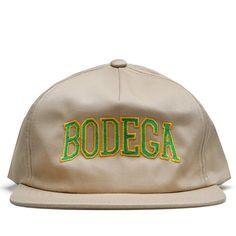 Bodega GAMEDAY CAP Khaki Beanie Hats 06d86acbaaea