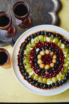 Arabian Nights Tart