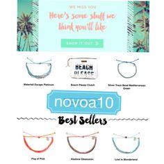 Pura Vida Bracelets 10 Off Purchase With Coupon Code Novoa10