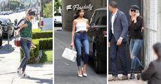 Me encantan estos 50 Looks con Jeans de Moda para Mejorar tu Estilo (2019) Emily Ratajkowski, Jeans, Casual Looks, Suits, Womens Fashion, Glamour, Base, Vestidos, Cute Sandals