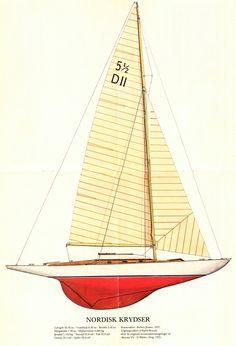 Kornia. Der erste Eigner der Kornia war der Konstrukteur Robert Jensen persönlich, der mit dem Boot in den Folgejahren viele Regatten gewann.Gesamtgewicht 3030 kg laut Messbrief – inzwischen ca. 3200kg u.a. durch Vire Motor und Batterie Kielgewicht 1510kg Breite 2,09 m Länge 10,45 m Tiefgang 1,46 m Segelfläche 30,30 qm