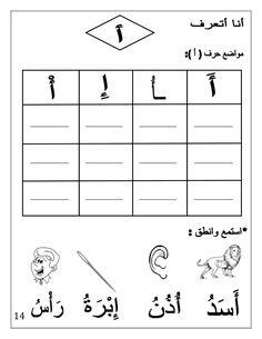 Arabic letter beginning middle end worksheets ⋆ بالعربي نتعلم Arabic Alphabet Letters, Arabic Alphabet For Kids, Letters For Kids, Alphabet Tracing Worksheets, Kindergarten Worksheets, Printable Worksheets, Write Arabic, Learn Arabic Online, Beginning Middle End