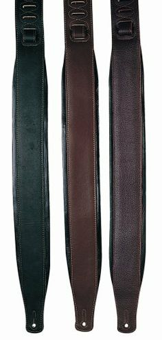 """Levy's Leathers PM32-BRN Garment Leather Strap with Foam Pad,Brown by Levy's Leathers. $41.26. Levy's 2-1/2"""" Padded Leather Guitar Strap is made of supple garment leather with foam padding. 2-1/2"""" wide. Adjusts from 38"""" - 53"""".."""