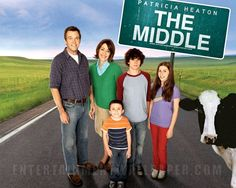 The Middle....luv this show!