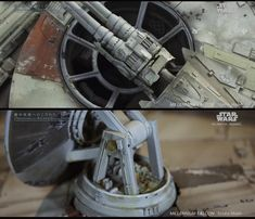 Millennium Falcon Model, Star Wars Models, Small Things, Scale Models, Starwars, Hobbies, Geek Stuff, Toys, Character