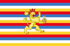 Flag of The Electoral Palatinate (1604)