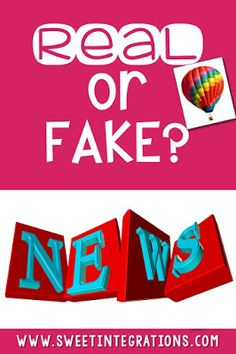 Help upper elementary middle school & high school students with media literacy by teaching them to distinguish between real and fake news. Learn why what students research and read needs to be up-to-date. Watch videos learning more about legitimate webs Middle School Libraries, Middle School Reading, Elementary Library, Upper Elementary, Elementary Schools, Middle School Technology, Elementary Teaching, High Schools, Tips And Tricks