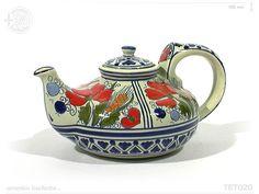 Teteras C   Ceramica Bariloche