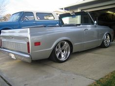 Gas tank and lowered blazer... - The 1947 - Present Chevrolet & GMC Truck Message Board Network