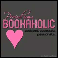 Mommy Diaries: I am a Bookaholic!