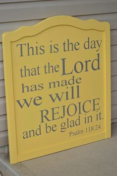 Old Crib Recycled ~Psalm 118:24 = And now, dear brothers and sisters, one final thing. Fix your thoughts on what is true, and honorable, and right, and pure, and lovely, and admirable. Think about things that are excellent and worthy of praise. ~Philippians 4:8