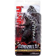 Neca Godzilla vs. Space Godzilla Godzilla 6 Action Figure [1994]