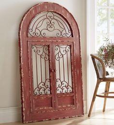 New Through the Country Door Gate Wall Décor   $119.99