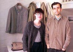 designer Sara Kelly + Paul Vincent