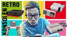 Dank Kultkonsolen-Remakes wie dem SNES Classic Mini spielen Sie alte Games einfach und in moderner Auflösung – wir zeigen Ihnen alle neuen Retromaschinen!