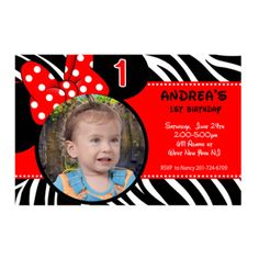 """You  will receive ONE 4x6"""" Photo Invitation - Photos are printed on glossy photo  paper at a photo lab. This is the same quality as ordering yourself from a photo  lab with white envelope per qty ordered  ** A MINIMUM order of 15 is  required to process your order **"""