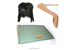 Glam Night collection , kopertówka, pasy, moda, street style, wieczór, night, luxury, luksusowe, skóra naturalna, boutique on-line: www.la-monique.com, mint , Handbags , Torebki