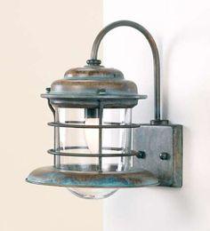 Nautical Home Lighting