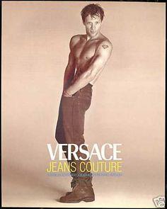 Versace Jeans - Jon Bon Jovi (1997)