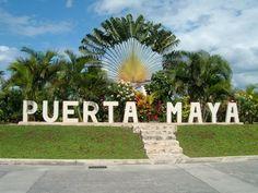 Puerta Maya-- Cozumel, Mexico