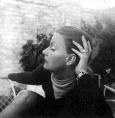 Greta garbo - Hollywood 1939