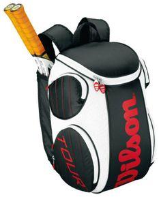 5e34b6786e80 Amazon.com  Wilson Sporting Goods Tour Tennis Backpack