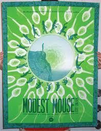 modest mouse....