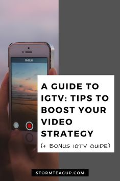 Instagram recently launched it's own longer-form video channel, Instagram TV or IGTV. Like every other social channel, you must have a plan or strategy. We walk you through creating your very own IGTV strategy. Download the IGTV strategy guide as we walk you through themes, storyboards and idea banks. Facebook Marketing, Marketing Plan, Social Media Marketing, Instagram Marketing Tips, Instagram Tips, Social Media Training, Social Channel, Video Channel, You Videos