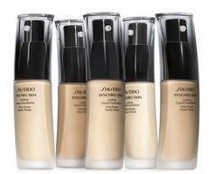 Chic e Fashion: Nova base Shiseido harmoniza tom e textura da pele...