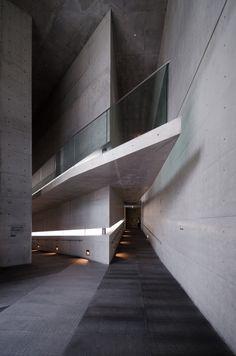 Hansol Museum, Ando Tadao @ Wonju, Gangwondo, Korea
