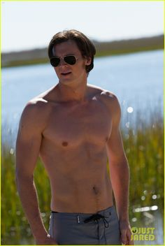 Benjamin Walker Goes Shirtless Sexy in 'The Choice' (Exclusive Photo) | benjamin…