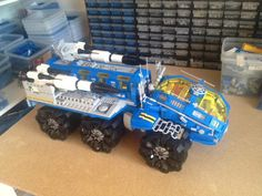 Mobile command Rover | by johansen.sren. Pure Awesomeness!! :D :D