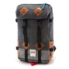 Topo x Woolrich Klettersack | Topo Designs - Made in Colorado, USA