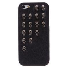 Cover iPhone 5/5S Multitudine Teschio  - Rigida
