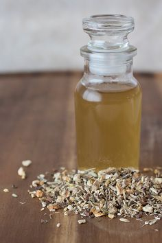 Winter Wellness: 5th Chakra Syrup Recipe