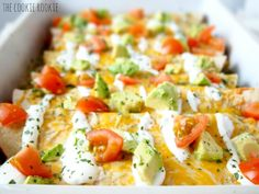 chicken  sweet potato enchiladas! these are AMAZING. i need these!
