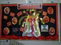 Volcanoes Classroom Display Photo - SparkleBox