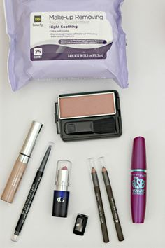 My Favorite Everyday Make Up from Dollar General - @odeleanne