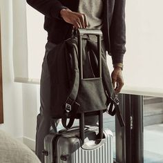 Dudes Travel Backpack >> Lo & Sons. This can even be used outside of travel for daily life. Lots of pockets and very functional.