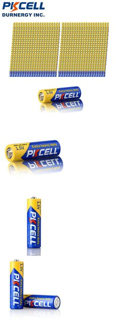 Batteries and Power Accessories: 1000Pcs Aa Battery 1.5V Super Heavy Duty Zinc-Carbon Dry Batteries Wholesale -> BUY IT NOW ONLY: $107 on eBay!