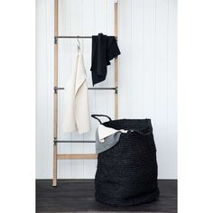 Looking for home accessories and furnishings? With our exclusive range of contemporary interior accessories you need look no further. Black Basket, Minimal Decor, Interior Accessories, Contemporary Interior, Bag Storage, Wardrobe Rack, Jute, Personalized Gifts, Unique Gifts