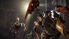 Dishonored 2 : Nouvelle vidéo de gameplay du Manoir mécanique