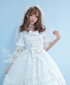 Tomy Bear -The Rose Concerto- Lolita Accessories
