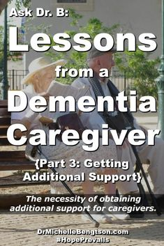 In this interview with a caregiver husband of a wife diagnosed with dementia, he shares advice for someone just starting their journey. For him, the most important thing he did was join a support group for dementia patients and their families. In the meetings, attendees share their feelings, experiences, laughter and tears. But when you leave, you feel as if you are not alone.