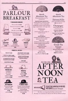メニューもぶっ飛ぶほどオシャレ : ロンドンの店内まるごとアートなレストランが美しすぎ - NAVER まとめ