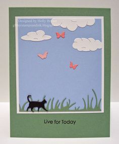 DTGD13frenziedstamper Live for Today by hbrown - Cards and Paper Crafts at Splitcoaststampers