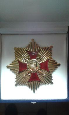 Gran Cruz del Noble Capitulo de Caballeros de Fernando VI.