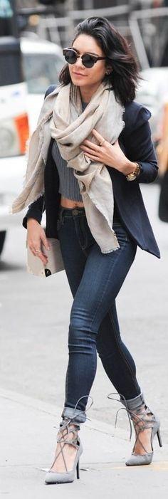 Fall • Street CHIC • ❤️ Babz ✿ιиѕριяαтισи❀ #abbigliamento