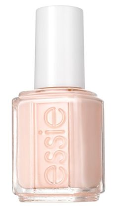 Great spring color! Light pink nail polish